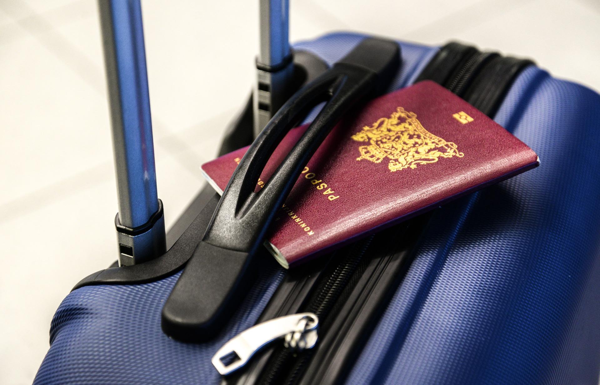 handbagage afmetingen paspoort