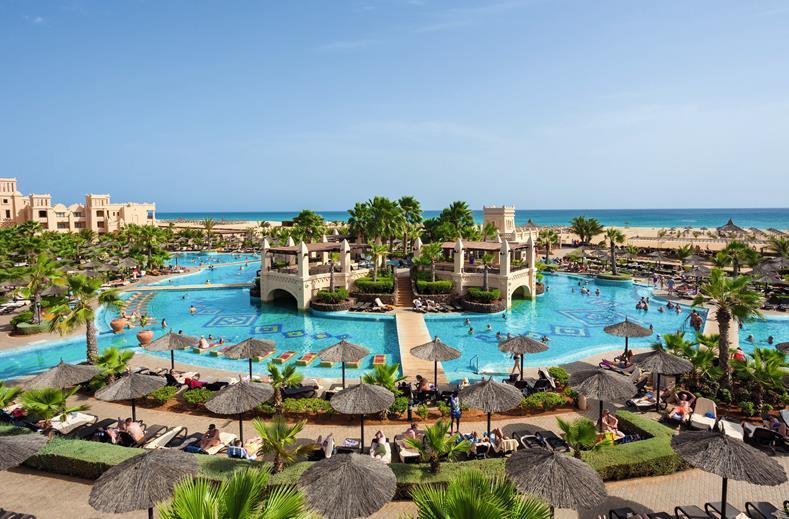 Kaapverdie luxe vakantie
