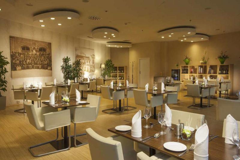 grandior hotel prague dinner