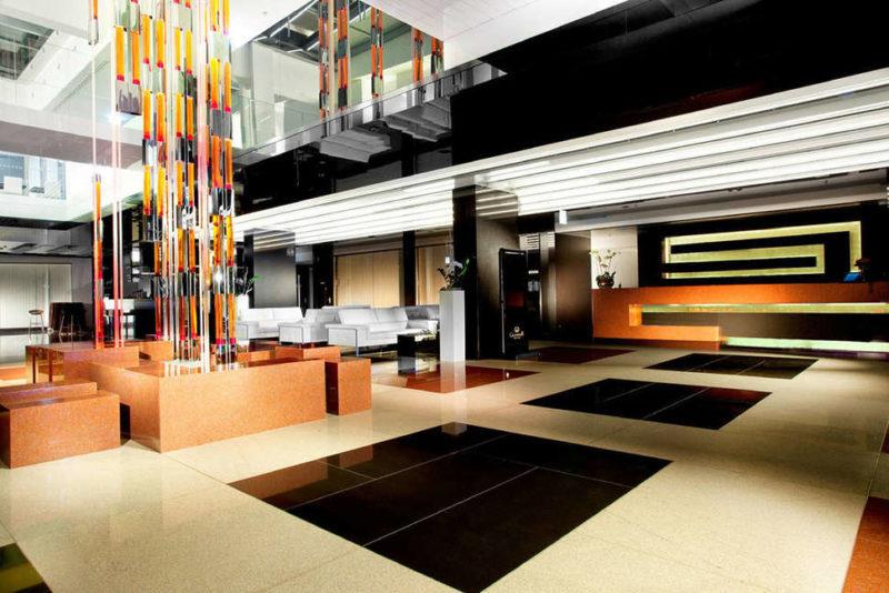 grandior hotel lobby